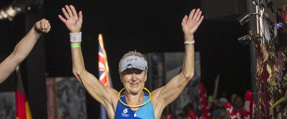 77 yrs old and completed 21 Kona Ironman events