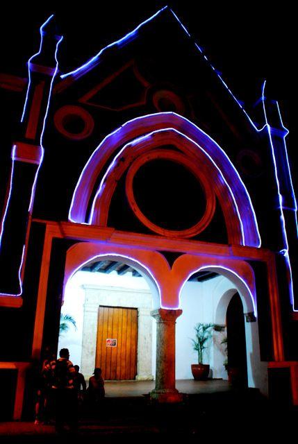 Day 171: Church, San Diego Plaza, Cartagena (Colombia)