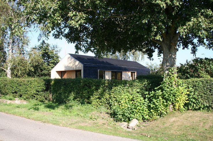 Small house, Architect Kristian Olesen