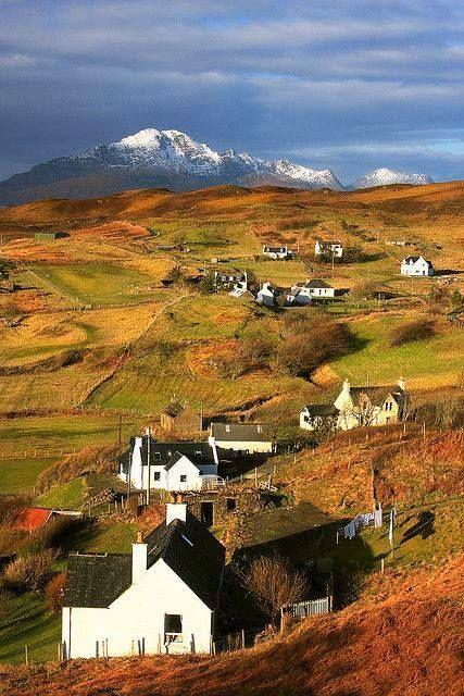 Isle of Skye ~ Scotland