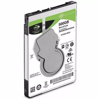Tem HD novo na lojinha, venha conferir!!! Hd Seagate Sata 2,5´ P/ Notebook 500gb 5400rpm Sata 6.0gb/s - R$ 218,46 #HD #Notebook #sata #Seagate