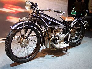 BMW's first motorcycle, the R32 jpeg. History of BMW motorcycles - Wikipedia, the free encyclopedia