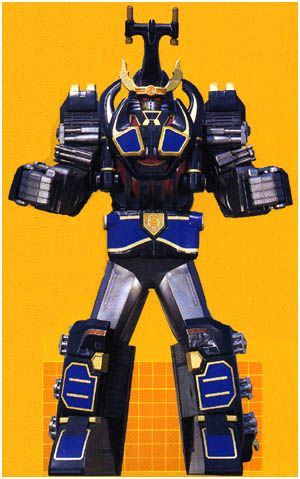 Thunder Zords - Power Rangers Ninja Storm - Power Rangers Central