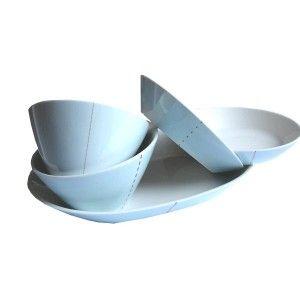 TILT dish (various colours). Designed by Anne Black. Available on www.darwinshome.com