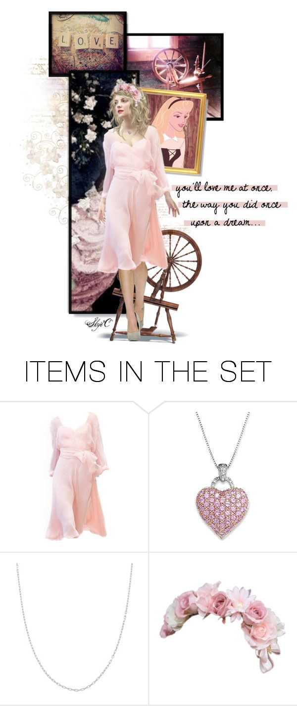 """Aurora - Disney's Sleeping Beauty"" by rubytyra ❤ liked on Polyvore featuring art, doll, disney, sleepingbeauty and disneybound"