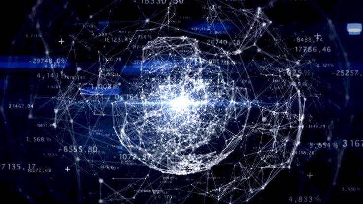 متى اخترع الإنترنت Blockchain Internet Speed Twin Flame Runner