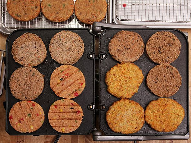 Taste Test: The Best Frozen Veggie Burgers (not trying to be like hamburgers)