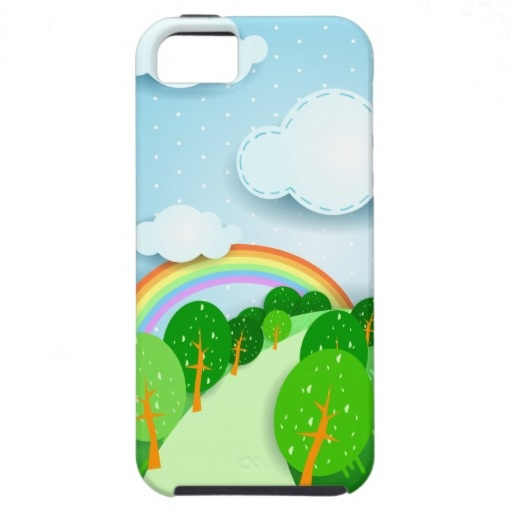 Fantasy landscape by PinkHurricane  iPhone #case #cover