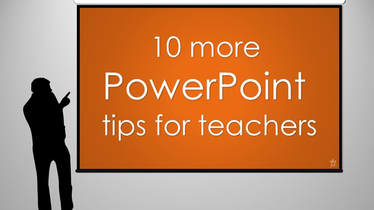 10 more PowerPoint tips for teachers - featured image