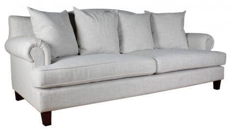 LUCERN SOFA. A Block and Chisel Product.
