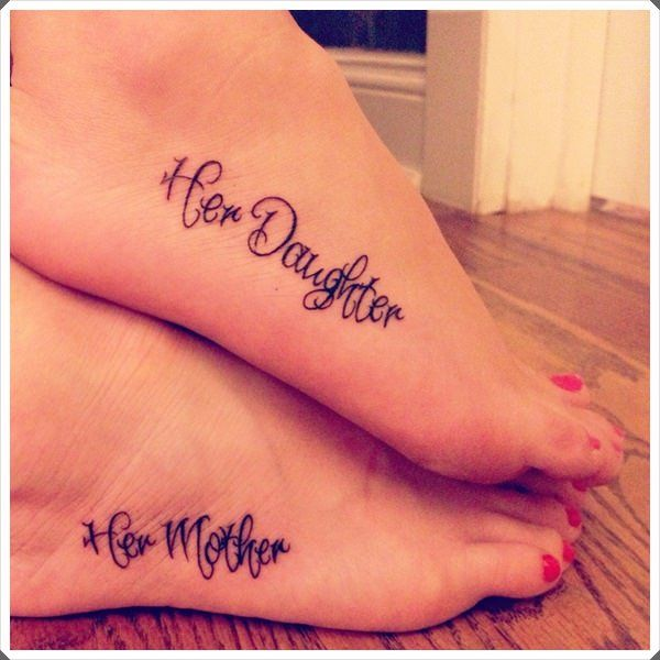 Tattoo Quotes For Your Mom: 25 Best Mother Daughter Tattoo Images On Pinterest