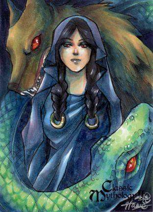 Loki's Children - Hanie Mohd by Pernastudios.deviantart.com on @deviantART