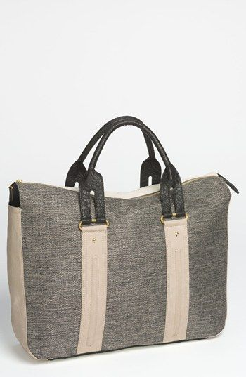 Just got this and it's even cuter in person - French Connection Tote, Extra Large | Nordstrom