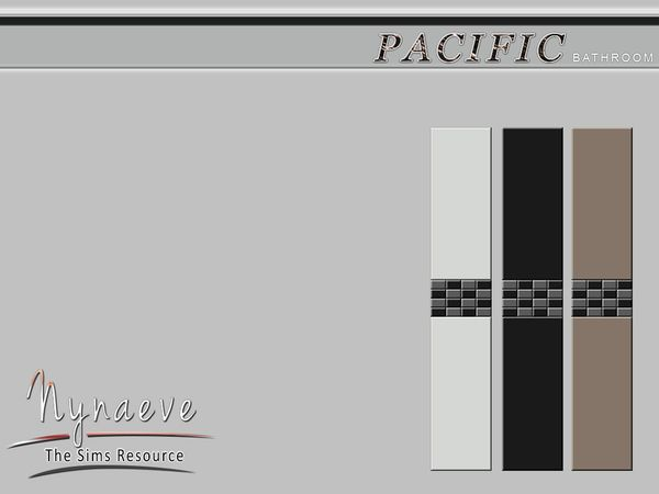NynaeveDesign's Pacific Heights Reflective Wall Tiles