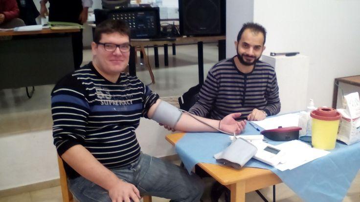 Ολοκληρώθηκε με επιτυχία η 14η εθελοντική αιμοδοσία, που διοργάνωσε η Ένωση Ποντίων Πολίχνης
