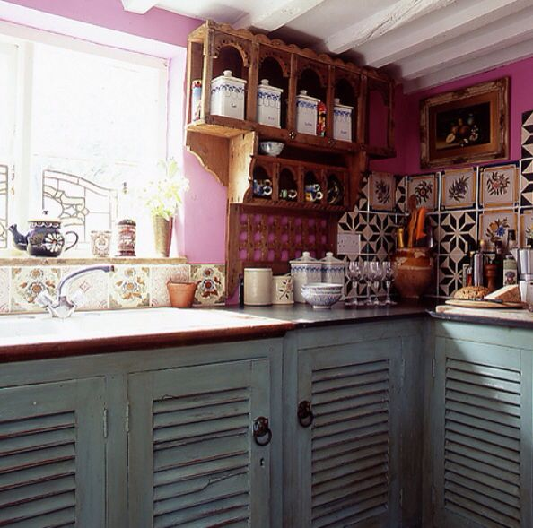 215 Best Images About Pink Kitchen On Pinterest