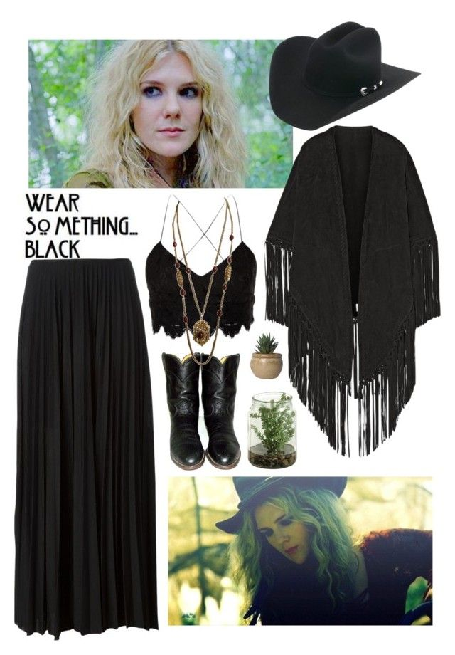 """Misty Day's Wednesday outfit - AHS Coven"" by goomygoom ❤ liked on Polyvore featuring Coven, Talitha, Theory, Topshop and Miriam Haskell"