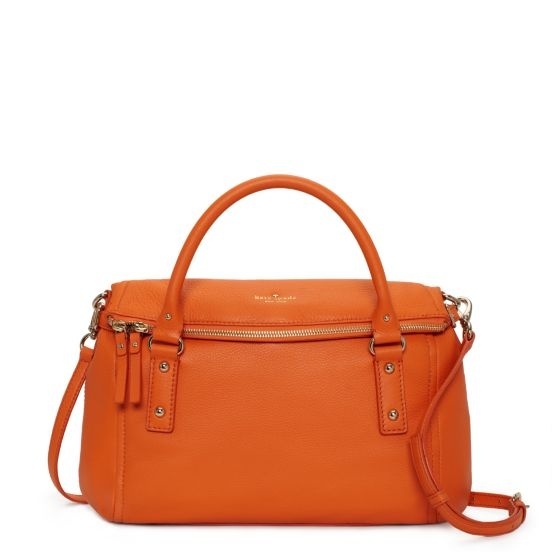 Cobble Hill Small Leslie: Classy Bags, Orange Purses, Spade Orange Leather, Cobbl Hill, Leather Handbags, Summer Bags, Handbags Heavens, Kate Spade Orange, Orange Bags
