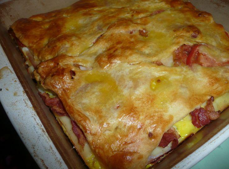 Kentucky Hot Brown Bake | Sandwiches | Pinterest