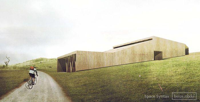 Catleya Winery – Corcova  Romania Beros & Abdul Architects + Space Syntax Romania  www.berosabdul.ro www.facebook.com/beros.abdul