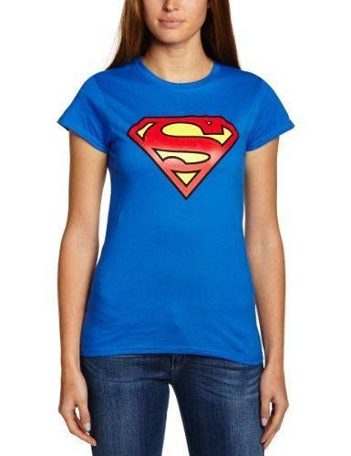 Camiseta de Superman para mujer http://www.milideaspararegalar.es/producto/camiseta-de-superman-para-mujer/