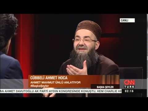"""Cübbeli Ahmet Hoca   CNNTurk """"Başka Şeyler""""   18 OCAK 2015 TEK PARÇA"""