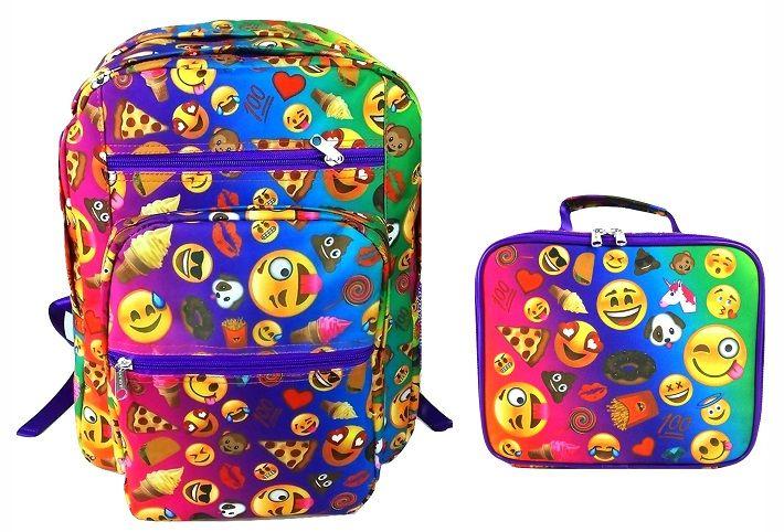 #emoji  backpacks