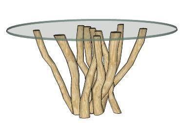 KARE 74352 Coffee Table Flint Stone (Couchtisch Flint Stone)