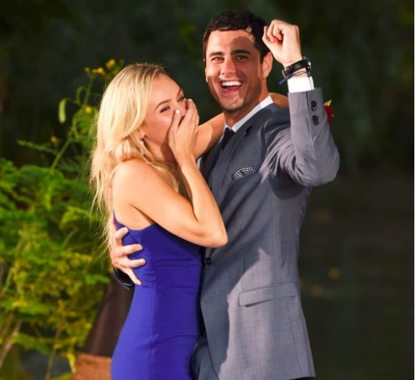 Ben Higgins And Lauren Bushnell Go On Their First Date After The Bachelor Finale #news #fashion