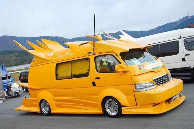 Gallery>> Japanese Vanning Madness   Speedhunters