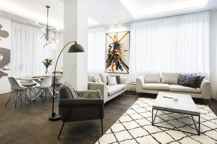 The Judges Play Nice: The Block Living and Dining Room Reveal