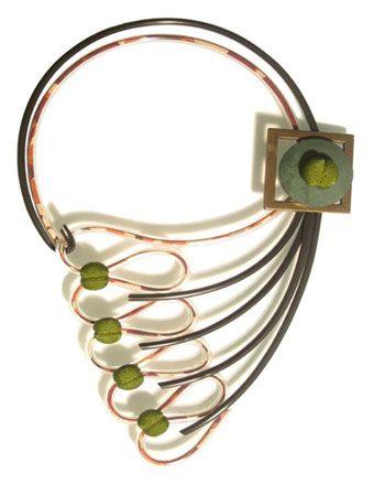 Simona Negrini. Eco-gioielli Andromeda. Bijoux d'Autore