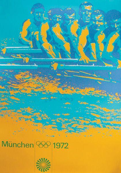 Munich Olympics 1972. Otl Aicher