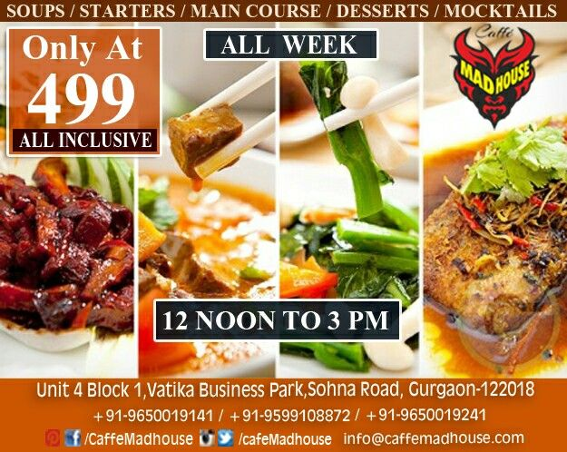 Start your weekend with a tasteful treat with daily buffet lunch... #businesslunch #buffetlunch