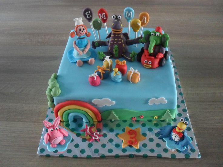 Dibo taart/ cake