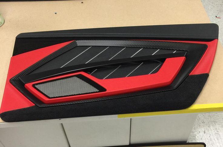 Carbon Fiber Car Mobile Garage : Best images about auto addiction interiors on