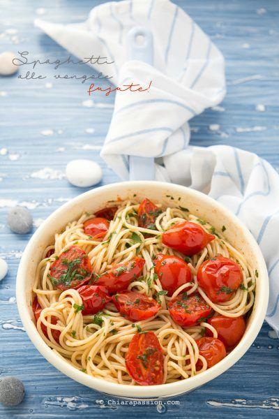 Spaghetti alle vongole fujute | Chiarapassion | Bloglovin'