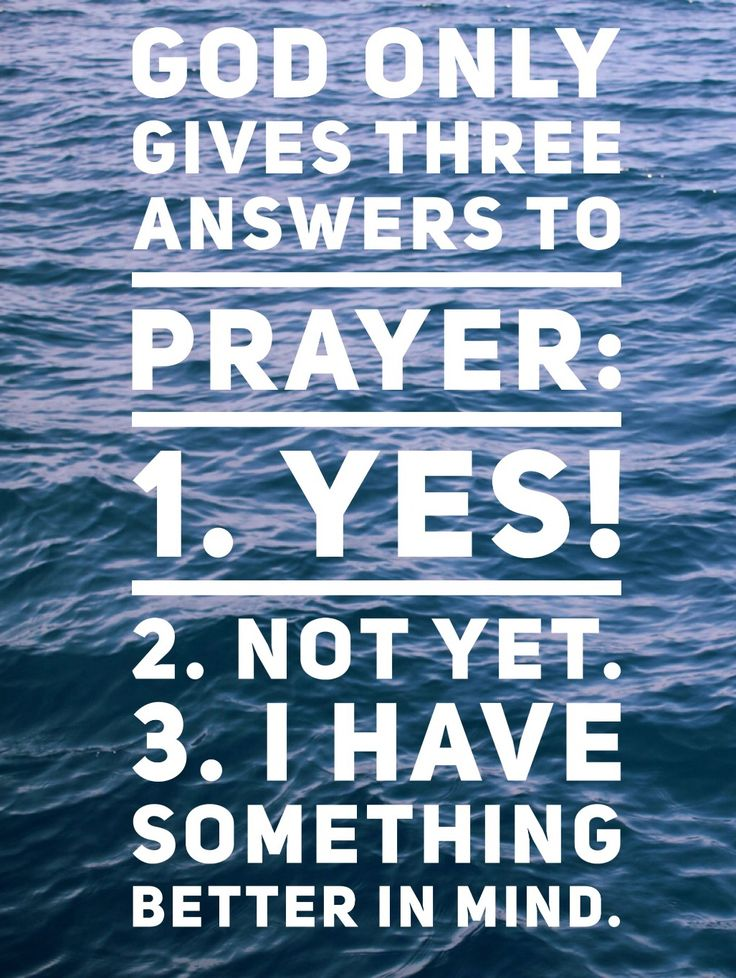 ll of God's answers to prayer are Yes and Amen(so let it be) When your prayers line up according to His will... aka His Word, aka The Word of God aka the Holy Bible.... Wow, thinking about this now, I really don't know how people who haven't excepted Jesus as their Lord and savior in their lives can stand it! I don't know how I did it before... without Yeshua/Jesus. Ah, by Grace. Yea that's it.✝️❤️✡️ YESHUA, JESUS IS NOT RELIGION. HE IS YOUR BIG BROTHER WHO WANTS AN INTIMATE RELATIONSHIP…