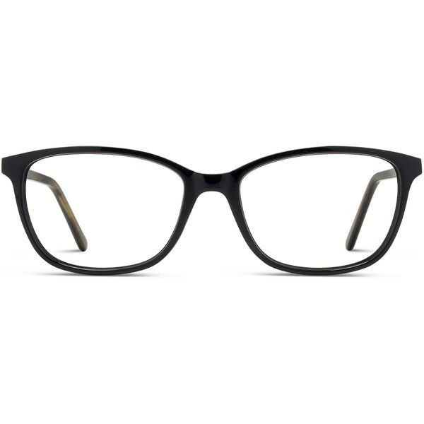 Ottoto Mattia Black ($68) ❤ liked on Polyvore featuring accessories, eyewear, black, colorful glasses, sports glasses, sports eyewear, sport glasses and retro glasses