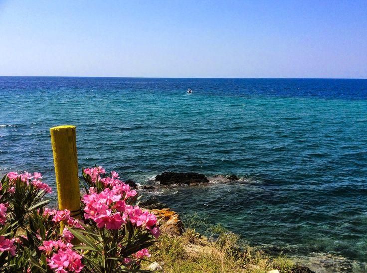 Tristinika beach, Halkidiki, Northern Greece