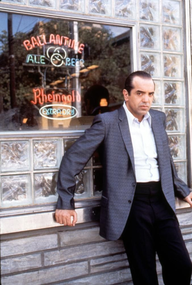 A Bronx Tale - Sonny LoSpecchio outside his bar Chez Bippy #GangsterFlick