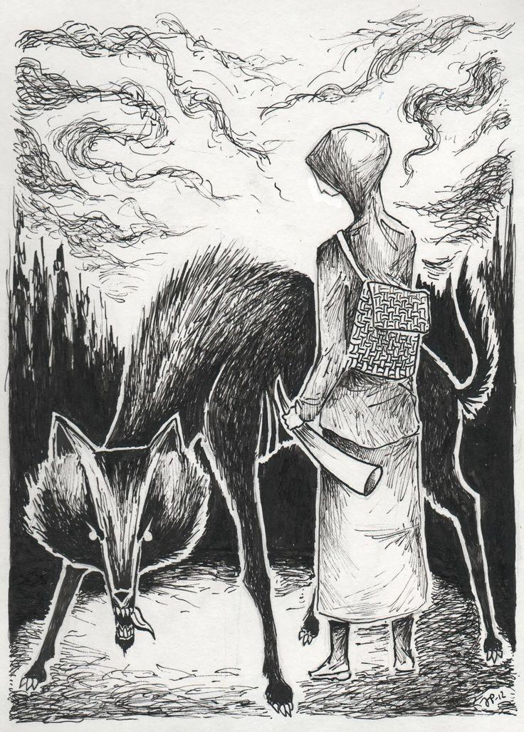 Kullervo ja susi