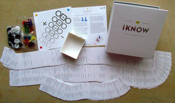 iKnow - balení