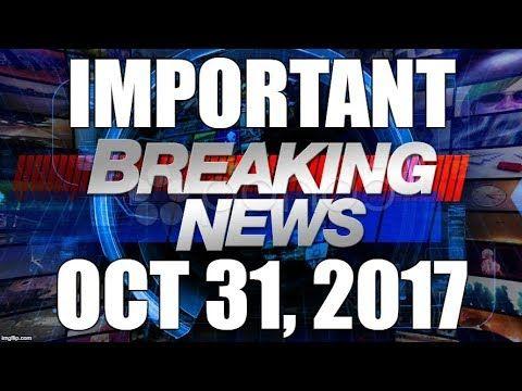 TOP WORLD NEWS HEADLINES OCT 31, 2017