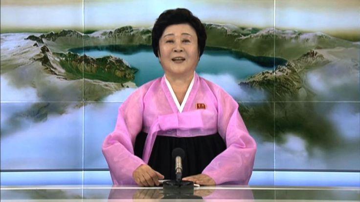 La 'mujer de rosa': La enérgica presentadora favorita de los Kim