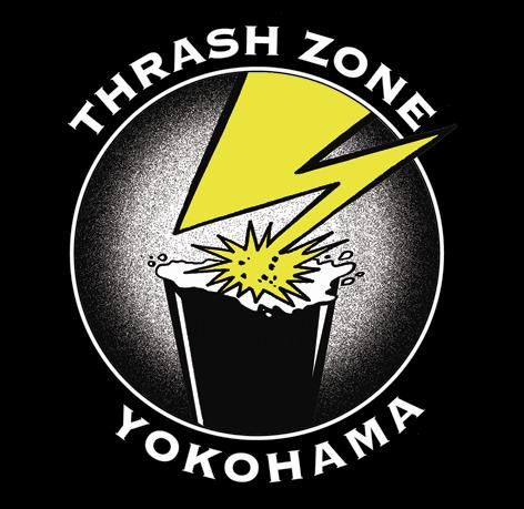 THRASH ZONE YOKOHAMA BEER BAR