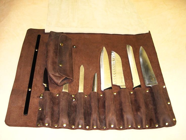 handmade chef knife roll hello berlin leather pinterest knives portal and chef knives. Black Bedroom Furniture Sets. Home Design Ideas