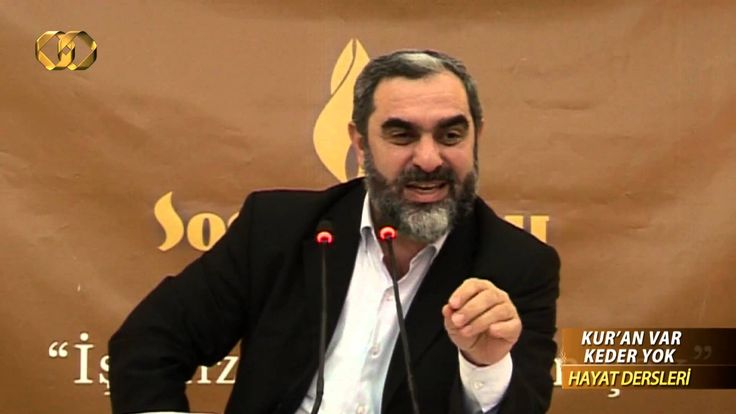 7) Kur'an Var Keder Yok - (Hayat Dersleri) - Nureddin YILDIZ - Sosyal Doku Vakfı