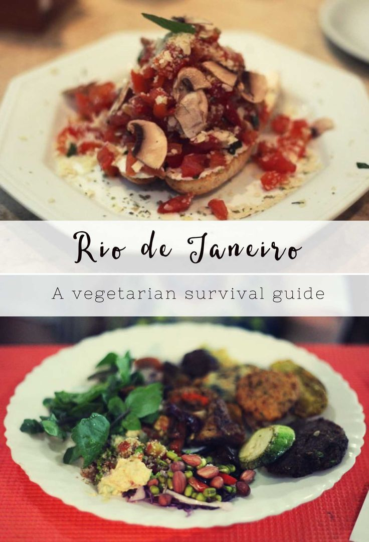 Where to find the best vegetarian food in Rio de Janeiro. Our pick of the best vegetarian restaurants in Rio, Brazil.