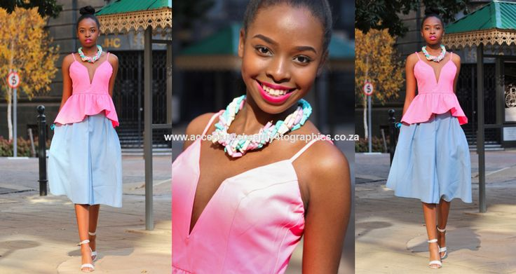 Meet Boitumelo Mbangeni from Dobsonville: Watch her grow to be one of the great top models in SA gone international